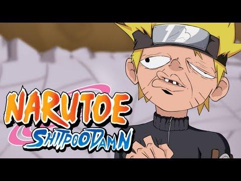 Narutoe Shitpoodamn 【naruto Parody】 video