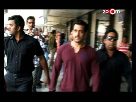 Salman Khan's Concern For Gauhar Khan! - EXCLUSIVE