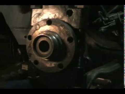 Wheel Hub Removal Without Power Tools