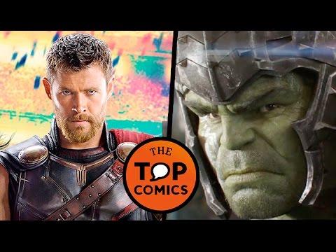 Ana?lisis trailer Thor Ragnarok l Lo que no viste