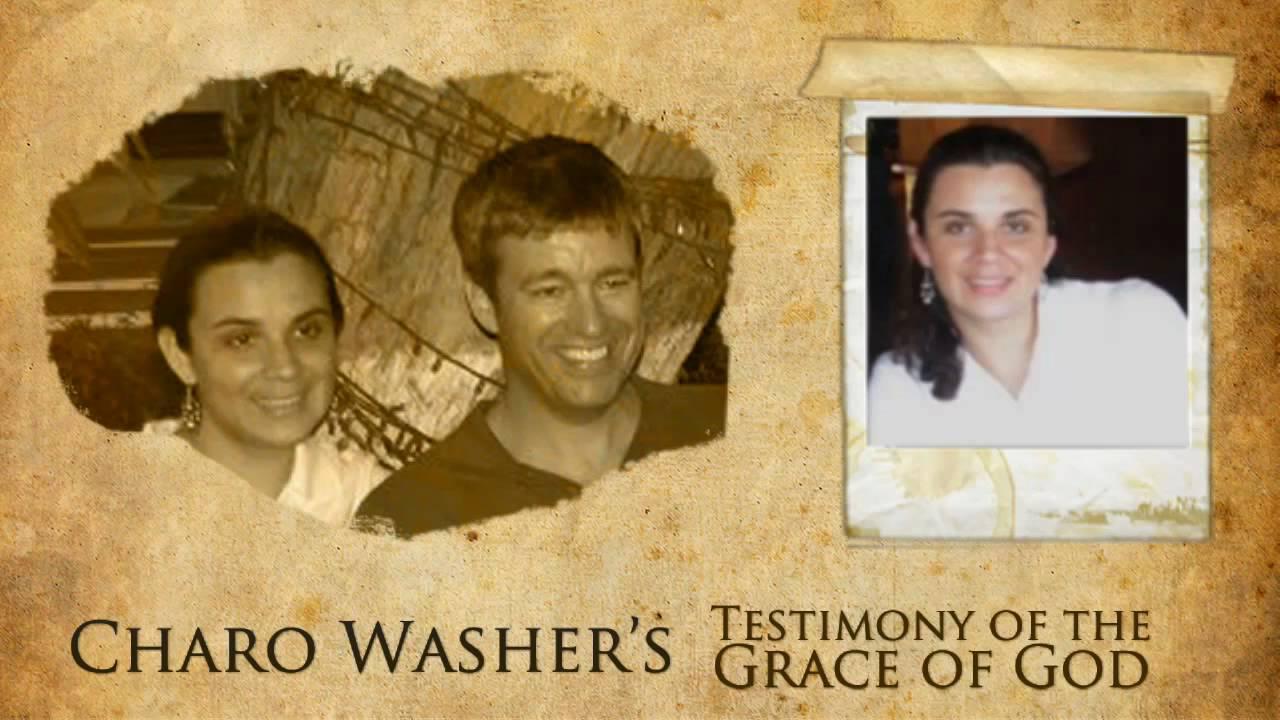 Charo washer testimony transcript