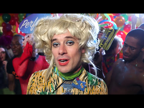 of Montreal it's different for girls rock music videos 2016