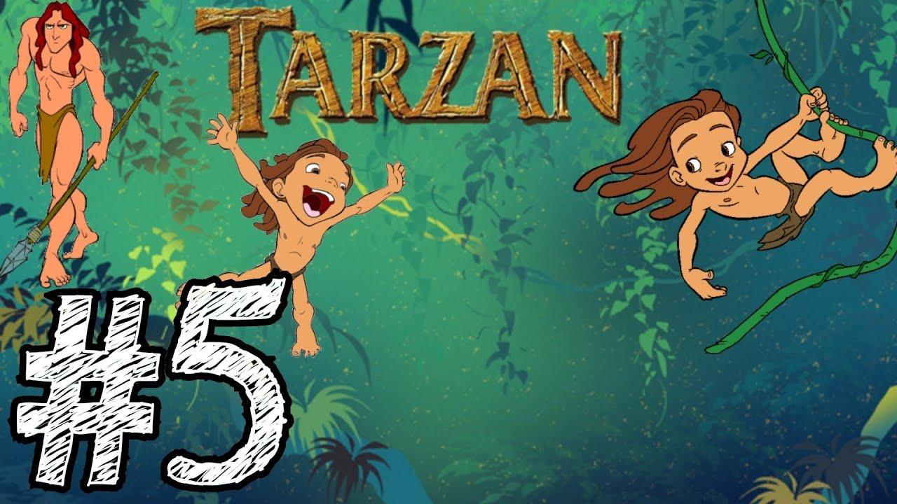 play tarzan games walkthrough