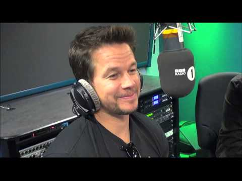 Mark Wahlberg on Scott Mills