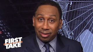 Stephen A. goes off on the MLB following the Astros' cheating scandal | First Take