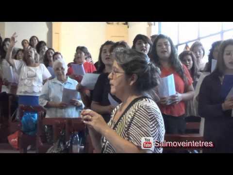 Alabanza - Hoy Te Puedo Sentir (ensayo conferencias febrero 2014)