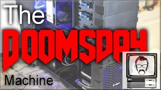 '90s PC Builder Builds a 2016 Gaming PC | Nostalgia Nerd