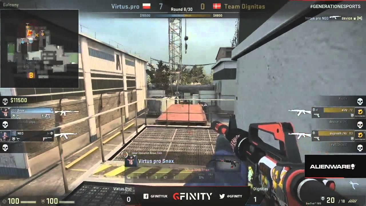 Команда VP (Virtus Pro) CS:GO - Турниры по играм