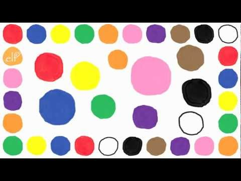 Colors Song for Kids  I See Colors Everywhere Songs  ELF Kids s