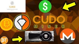 Cudo Miner Review 2019 -Easier To Use Than Nicehash!
