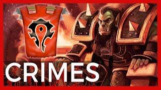 Top 5 Worst Horde Crimes - World of Warcraft Lore