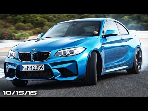 2016 BMW M2,  Ford Focus RS Sales, Audi Spotlight Billboard - Fast Lane Daily