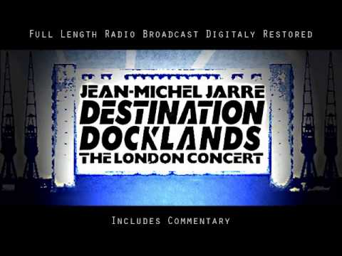 Destination Docklands 1988 - Jean Michel Jarre - 2014 Editio