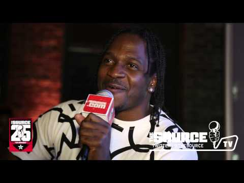 PUSHA T ON THE SOURCE TV