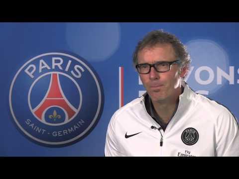 Laurent Blanc du PSG nous parle du match PSG-Inter prévu à Marrakech le 30 décembre 2014