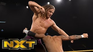 Matt Riddle vs. Ricochet: WWE NXT, Nov. 20, 2019