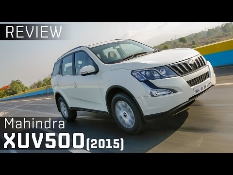 2015 Mahindra XUV 5OO :: W10 :: Video Review :: ZigWheels reviews the New Age XUV500 in India