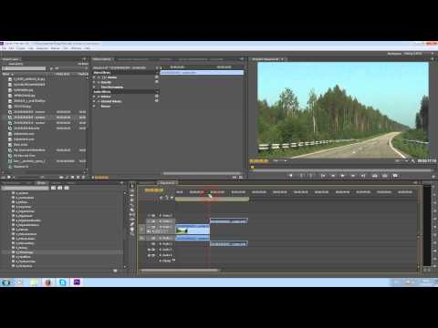 Функция Snap в Adobe Premiere Pro cs6