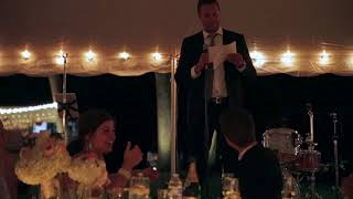 Funny Best Man Wedding Speech