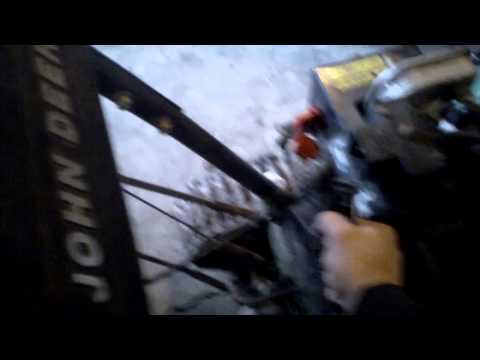 John Deere Snowblower Carb Adjustment