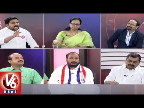 Special Debate Over Cabinet Approves 10% Reservation For EBC | Good Morning Telangana | V6 News