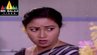 Bhama Kalapam Sri Lakshmi and Suttivelu Comedy | Rajendra Prasad, Rajini | Sri Balaji Video