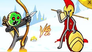 Stick War Legacy Apk Mode: Sparetron vs Archer Avatars # Android GamePlay Full HD