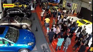 #Mumbai #Cars AutoExpo Show 2018