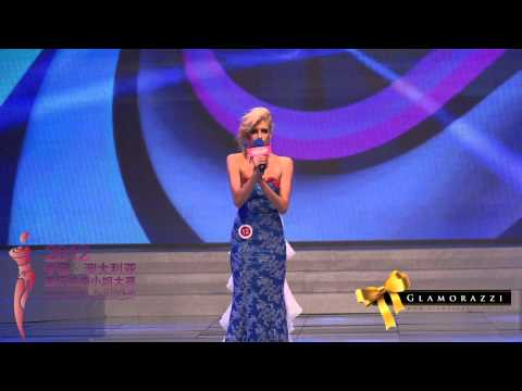 LIVE Erin Holland Sings at Grand Final 2012 Miss China Australia Tourism