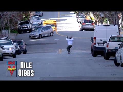 Nile Gibbs : Awake
