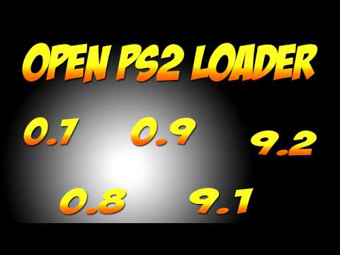 Open Ps2 Loader - 0.7 - 0.8 - 0.9 - 9.1 e 9.2