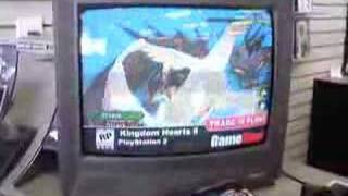 Kingdom hearts 2 NA Commercial (english passion/Sanctuary)
