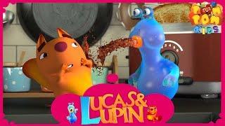 Phim hoạt hình cho bé | LUCAS & LUPIN | CÁI NÀY LÀ CỦA MÌNH | TỔNG HỢP | POMPOM4kids Vietnam