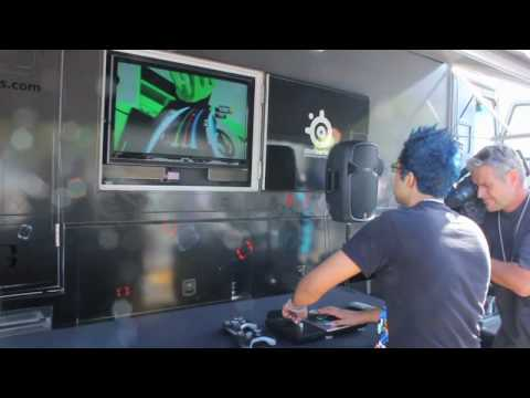 "BATTLE: DJ Rocky Rock vs. ""DJ Hero"" Gamer Prod1gy X"
