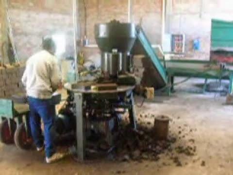 maquina para fabricar ladrillos comunes y vistos