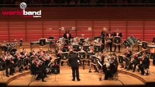 Black Dyke Band plays Immortal @ World Band Festival Luzern  2015