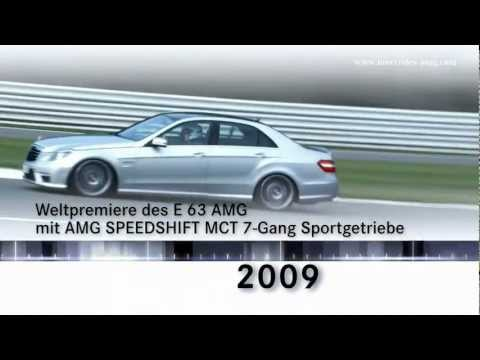 AMG - Die Geschichte