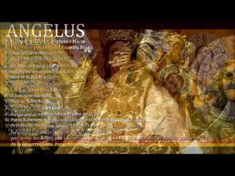 Virgen de Mercedes Patrona de Leon El Angelus