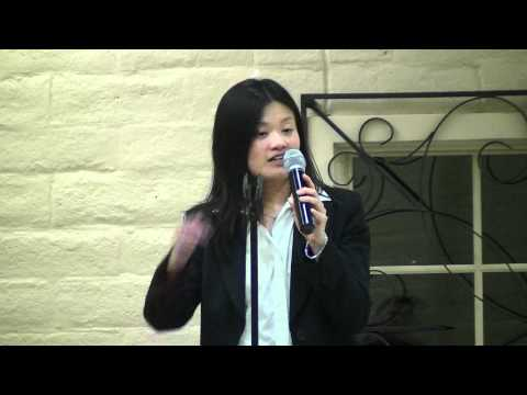 Ying Ma, Author of 'Chinese Girl in the Ghetto' #2