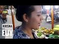 CANTIK BANGET Pedagang Ayam Goreng Sumedang-Very Beautiful Fried Chicken Trader