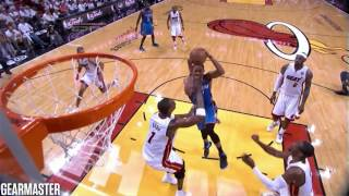 2012 NBA Finals - Oklahoma City vs Miami - Game 5 Best Plays