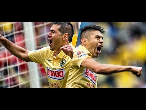 Entrevista Oribe Peralta y Pablo Aguilar América 2-0 Monterrey