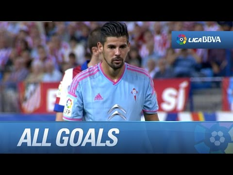 All goals Atlético de Madrid (2-2) Celta de Vigo - HD