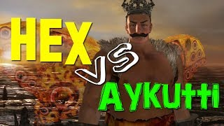 AYKUTTI vs HEX - Dark Souls 2 PVP - Bu Savaş Can Yakar!!