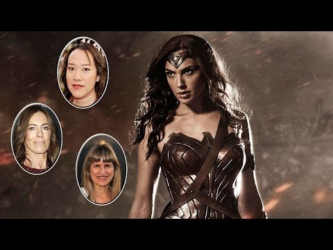 Female Director Eyed For Wonder Woman Movie