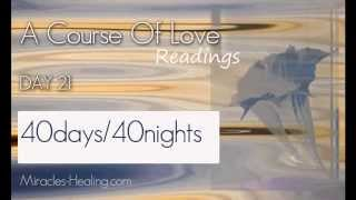 download lagu A Course Of Love~40 Days And 40 Nights~day21 The gratis