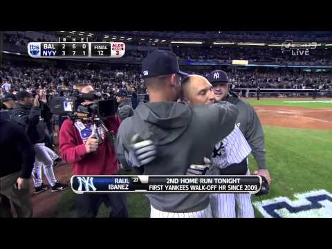 ALDS GAME3 raul ibanez two homers