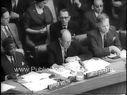Cuba Invaded - Foes of Castro Open Offensive newsreel archival stock footage PublicDomainFootage.com