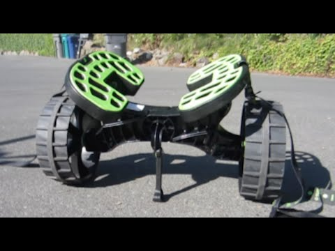 C -Tug Kayak Cart Review- The Ultimate Kayak Cart 2016