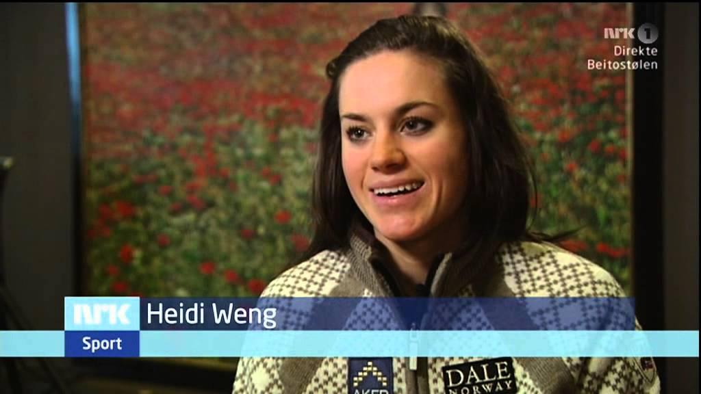 Weng Weng Om og med Heidi Weng for